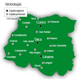 Aricultura for Viveros en curico